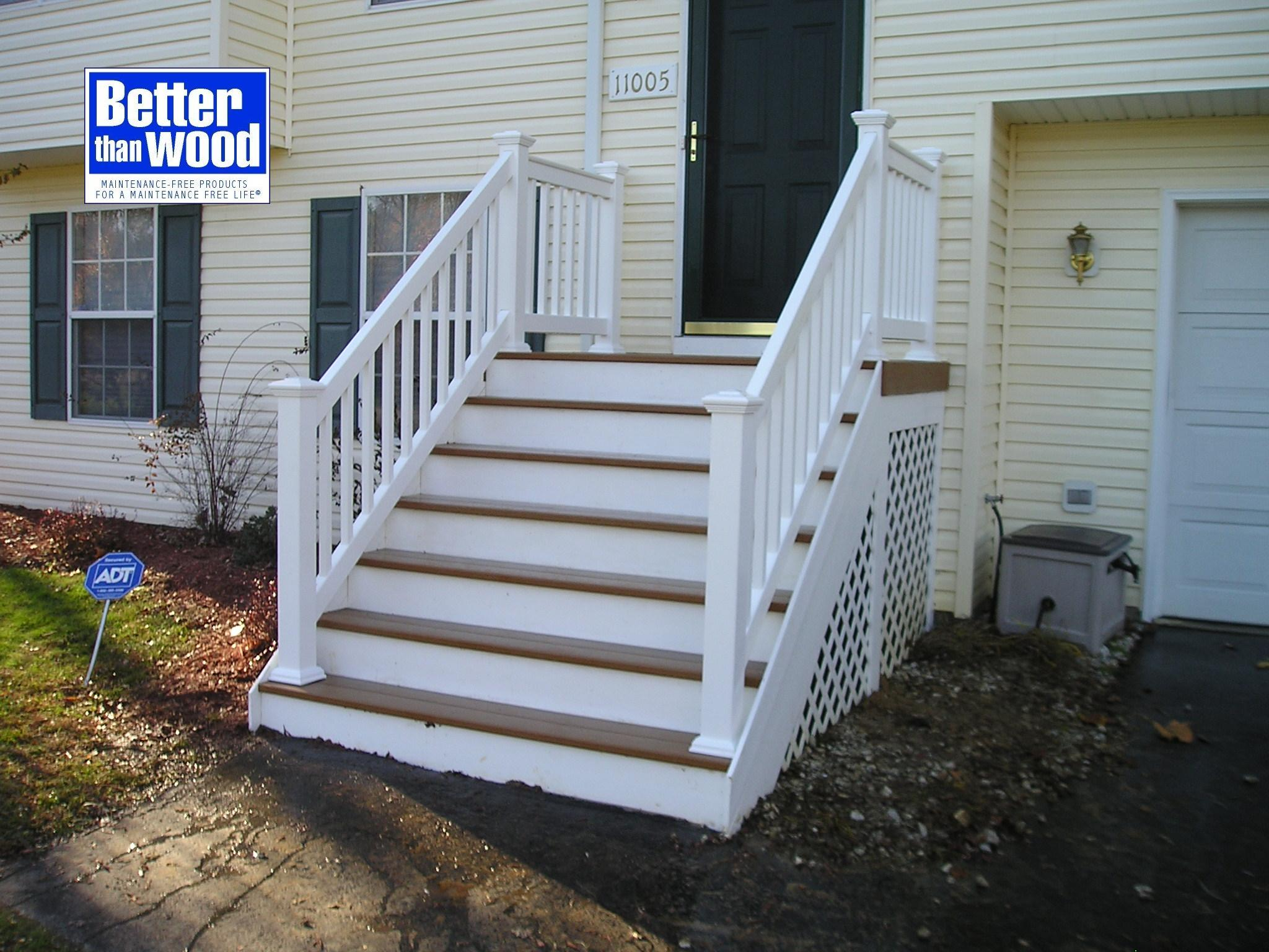 Front Entry Stair