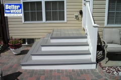 Angled Stair