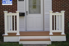 Front Porch Entry