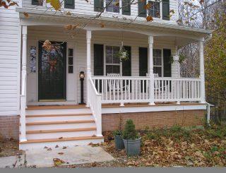 Album: Porches & Porch Makeovers