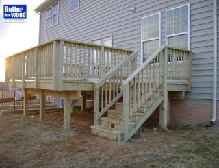 Album: Wood Projects - Decks & Fences