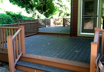 Maryland Decks Porches Railing Fencing Better Than Wood Pg Home Improvement Contractor Installing Maintenance Free Outdoor Living