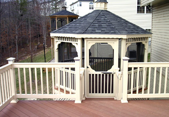 Maryland Decks Porches Railing Fencing Better Than Wood